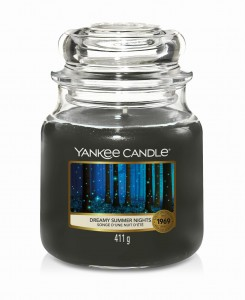 Yankee Candle DREAMY SUMMER NIGHTS (średni)
