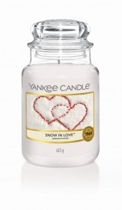 Yankee Candle SNOW IN LOVE™ (duży)